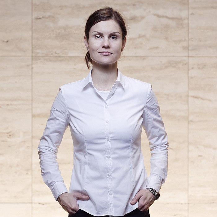 klinická logopedka Šárka Bocianová